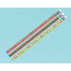 Hippie Chick Pencil Favours