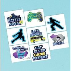 Battle Royal Tattoo Favours