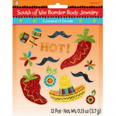 Mexican Fiesta Party Supplies - South of the Border Body