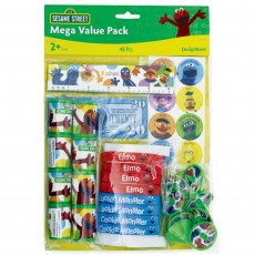 Sesame Street Mega Mix Favours