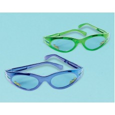 Blue & Green Teenage Mutant Ninja Turtles Glasses Favours Child Size Pack of 6