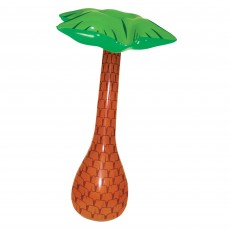 Hawaiian Luau Inflatable Palm Tree Shaped Balloon
