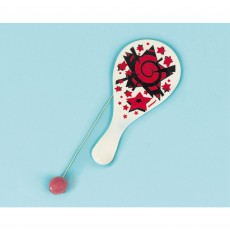 Favours Party Supplies - Paddle Balls