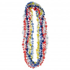 Cowboy & Western Cactus & Stars Design Party Beads Costume Accessories