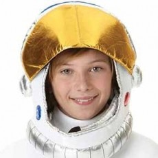 Space Blast Astronaut Hat Costume Accessorie