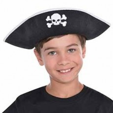 Pirate's Treasure Party Supplies - Pirate Hat