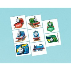 Thomas & Friends Tattoo Favours