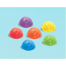 Happy Birthday Frog Popper Favours Pack of 12