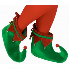Christmas Elf Shoes with Bells Shoe