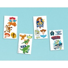 Toy Story 3 Tattoo Favours