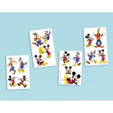 Mickey Mouse & Friends Tattoo Favours
