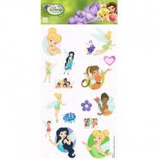 Disney Fairies Tinker Bell Tattoo Favours