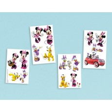 Minnie Mouse Tattoo Favours