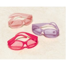 Barbie All Doll'd Up Glitter Glasses Favours