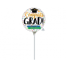 Graduation Books Foil Balloon