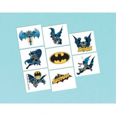 Batman Tattoos Favours