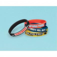 Transformers Rubber Bracelets Favours