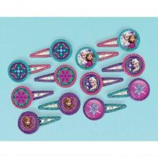 Disney Frozen Hair Clip Favours Pack of 12