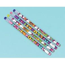 Hello Kitty Rainbow Pencils Favours