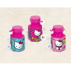 Hello Kitty Rainbow Mini Bubbles 18ml Pack of 12