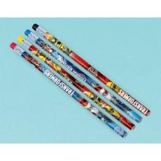 Transformers Pencils Favours