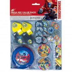 Transformers Mega Mix Value Pack Favours