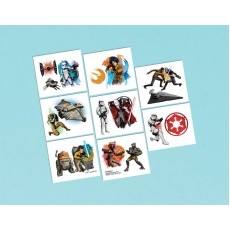 Star Wars Rebels Tattoo Favours