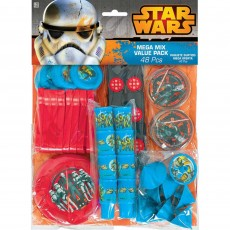 Star Wars Rebels Favours