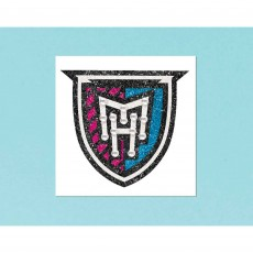 Monster High Crest Body Jewellery Favour