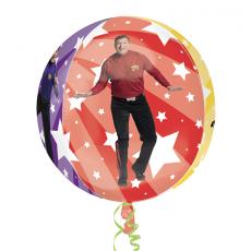 Orbz XL The Wiggles Shaped Balloon 38cm x 40cm