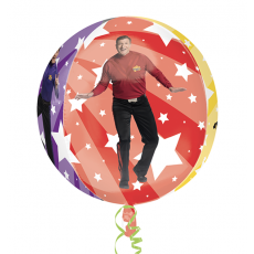 The Wiggles Shaped Balloon