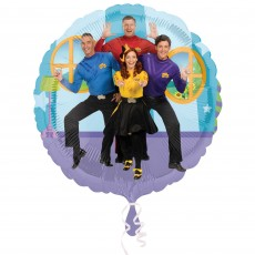 The Wiggles Standard HX Wiggles Group Foil Balloon