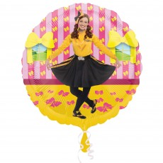 The Wiggles Standard HX Emma Foil Balloon