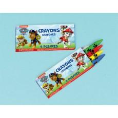 Paw Patrol Mni Crayon Favours