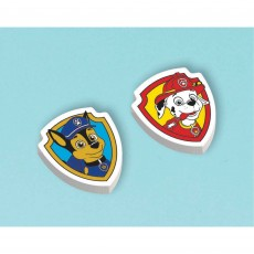 Paw Patrol Mini Eraser Favours