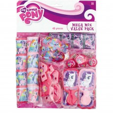 My Little Pony Friendship Mega Mix Favours