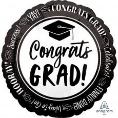 Graduation Standard HX Celebrate Success Foil Balloon