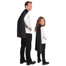 Black Cape Costume Accessorie