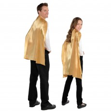 Gold Cape Costume Accessorie
