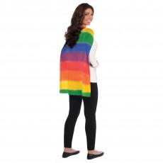 Rainbow Cape Costume Accessorie