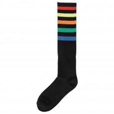 Rainbow Striped Knee Socks Costume Accessorie