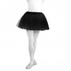 Black Tutu Child Costume Child Size