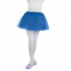Blue Tutu Child Costume Size: Child one size