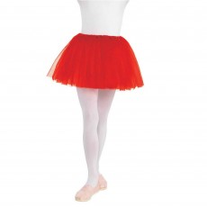 Red Tutu Child Costume