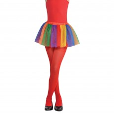 Rainbow Tutu Child Costume Child Size