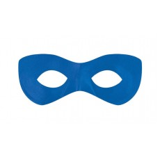 Blue Super Hero Mask Head Accessorie