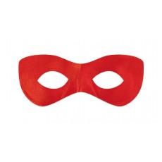 Red Super Hero Mask Head Accessorie