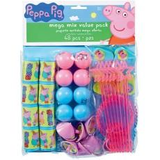 Peppa Pig Mega Mix Value Pack Favours