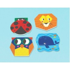Happy Birthday Mini Note Pad Favours Pack of 8