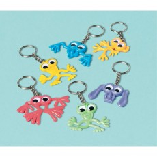 Favours Party Supplies - Creature Keychains